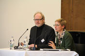 Panel #1: Peter Eckersall and Barbara Geilhorn