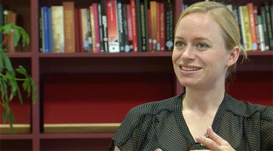 Video Interview with Johanna Devi, Freie Universität Berlin 2016