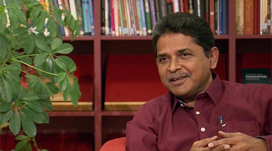 Video Interview with Balakrishnan Ananthakrishnan, Freie Universität Berlin 2016