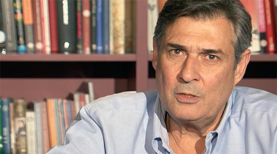Video Interview with Platon Mavromoustakos, Freie Universität Berlin 2017