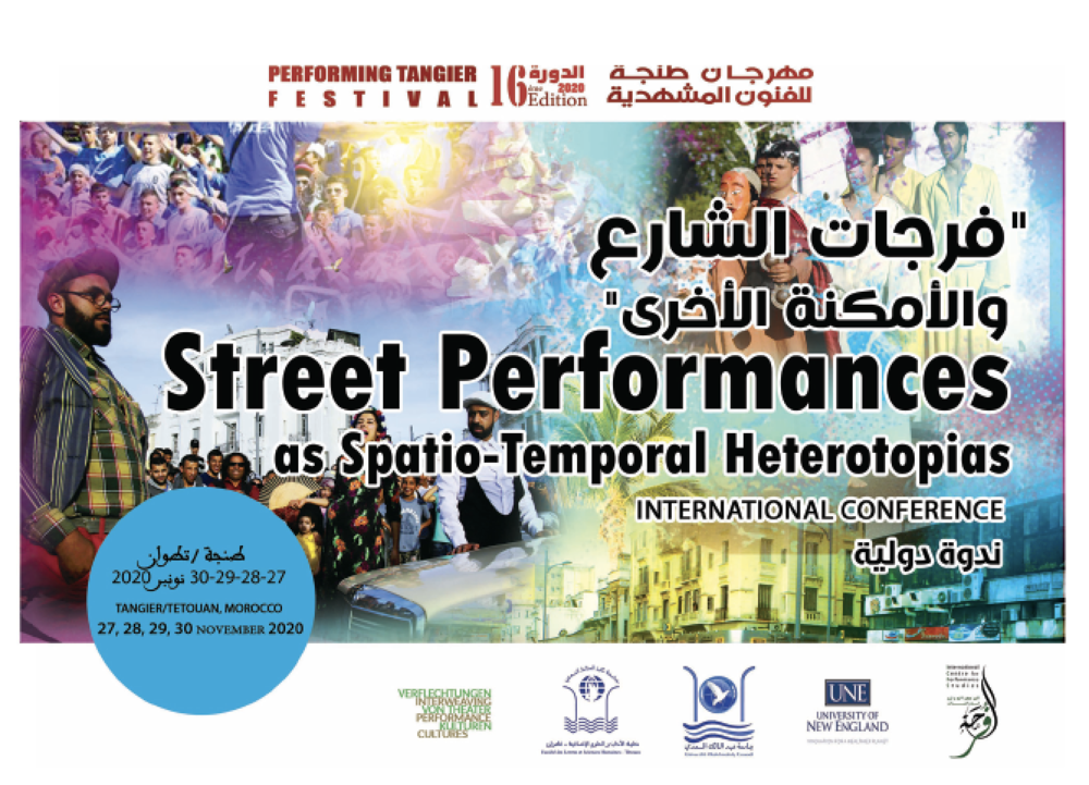 Performing Tangier Festival 2020
