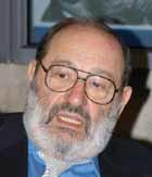Umberto Eco - Ehrenpromotion am 16.11.1998