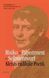 Risiko - Experiment - Selbstentwurf