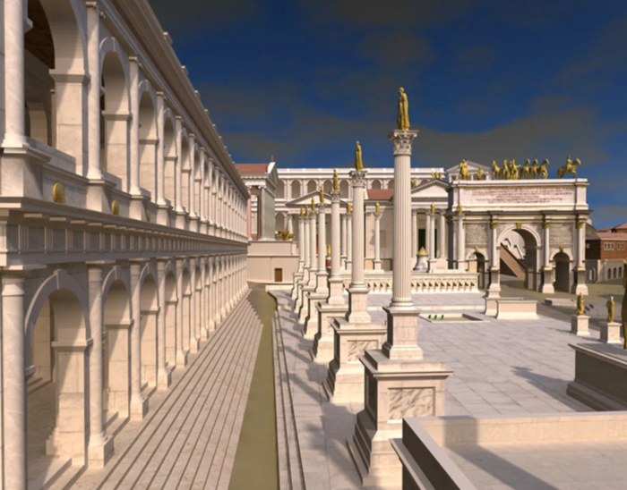 University of Reading - Rome A Virtual Tour of the Ancient City