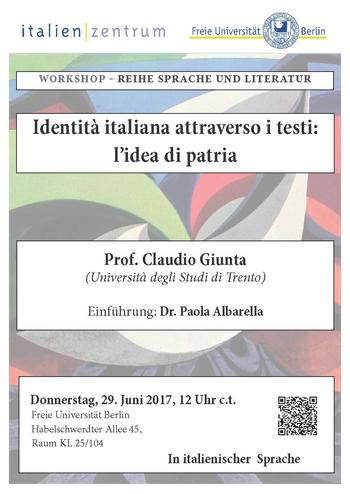 Flyer Giunta Intervento