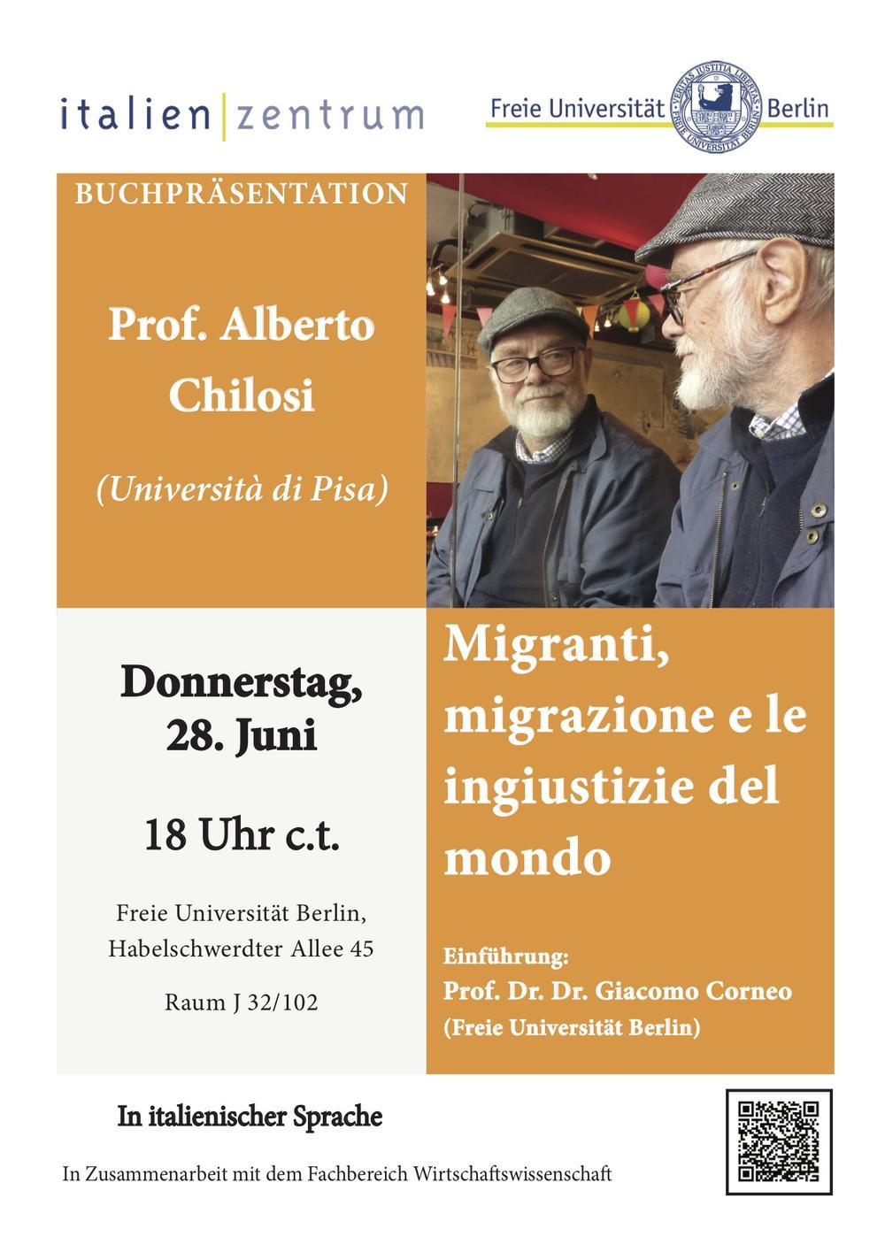 Flyer Chilosi