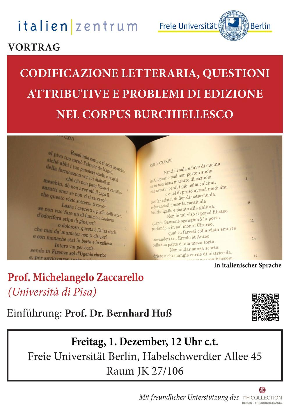 Flyer Zaccarello