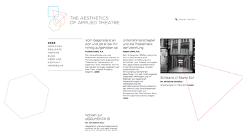 Website www.applied-theatre.org
