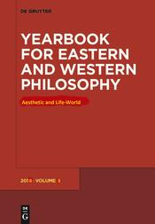 Yearbook for Eastern and Western Philosophy Vol. 3
