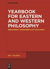 Yearbook for Eastern and Western Philosophy Vol. 2