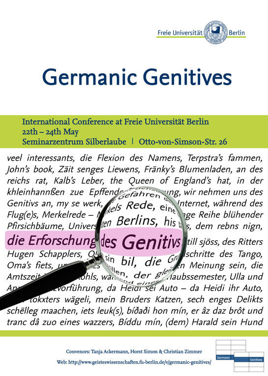 Germanic Genitives
