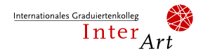 Internationales Graduiertenkolleg InterArt