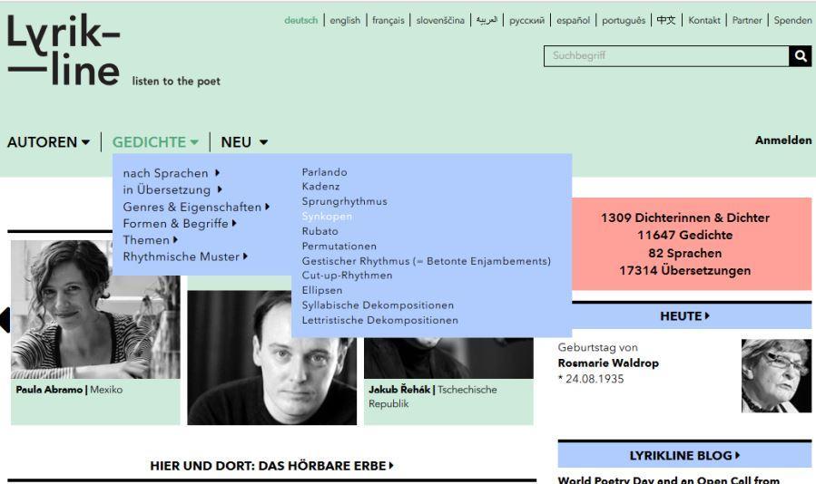 Korpus Rhythmicalizer Fachbereich Philosophie Und