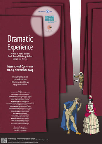 DramaNet Conf Poster 2013