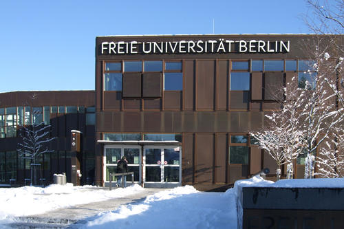 Bewerbung Fu Berlin