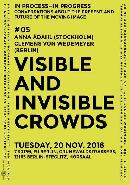 Visible and Invisible Crowds